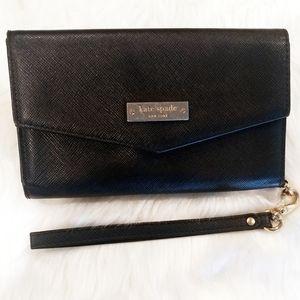 Kate Spade Newbury Lane Saffiano Leather Wristlet